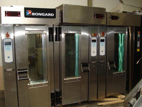 Bongard inrij oven
