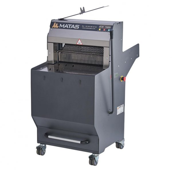 halfautomaat broodsnijmachine