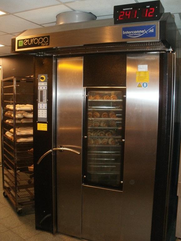 EUROPA oven