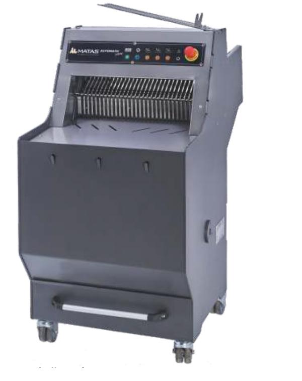 Broodsnijmachine automaat